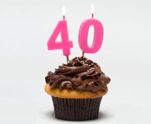 Happy 40th Week!
